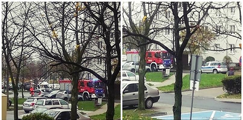 W mieszkaniu ktoś krzyczał 'ratunku'. Wezwano służby [FOTO] - Zdjęcie główne