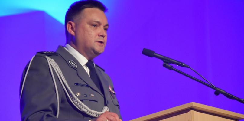 Zmiana na stanowisku komendanta policji w Płocku. Znamy następcę - Zdjęcie główne