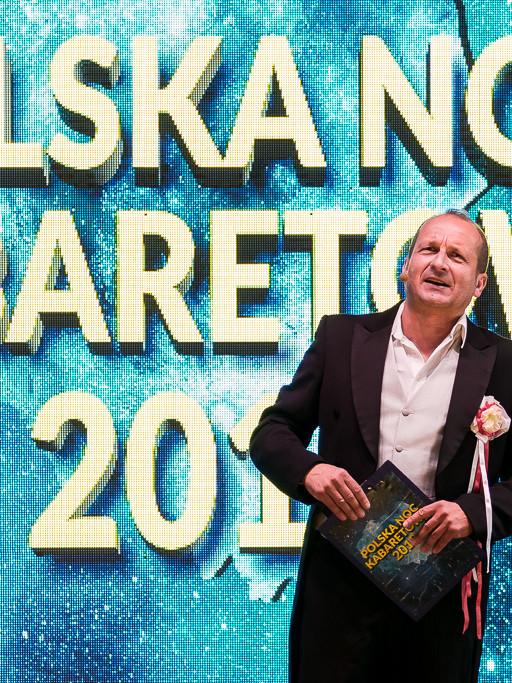 Polska Noc Kabaretowa w amfiteatrze - Zdjęcie główne