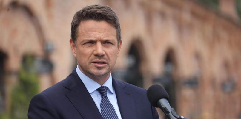 Rafał Trzaskowski w poniedziałek przyjedzie do Płocka  - Zdjęcie główne
