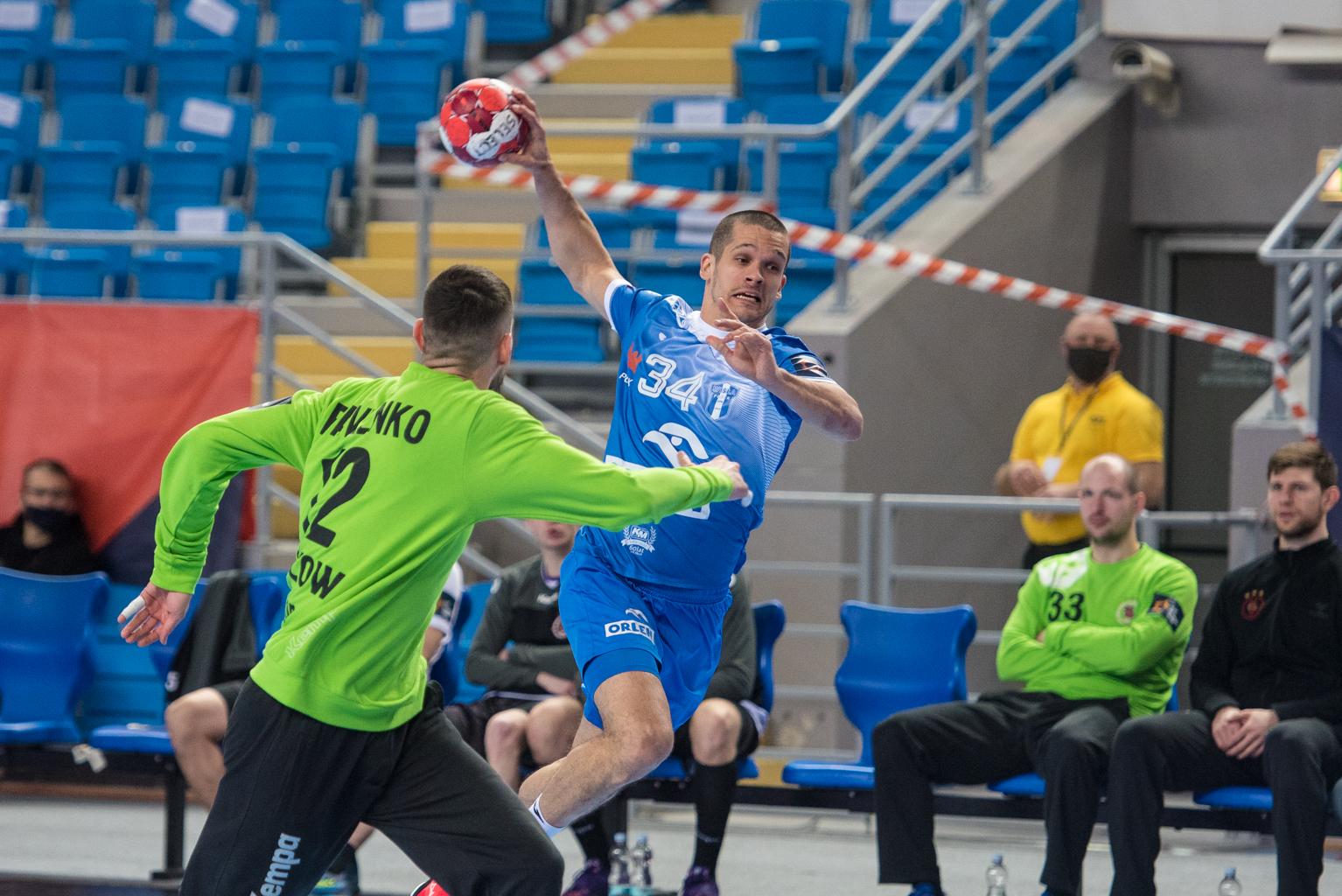 Porażka Wisły Płock w ostatnim meczu grupowym - Zdjęcie główne