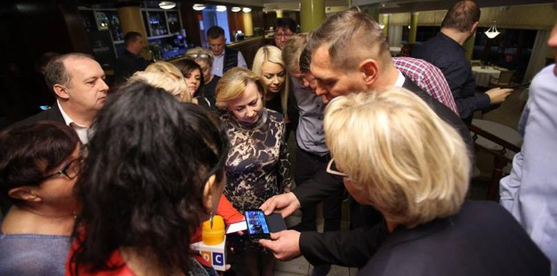 Wieczór wyborczy Platformy Obywatelskiej. Nowakowski: Wierzę, że wygramy - Zdjęcie główne