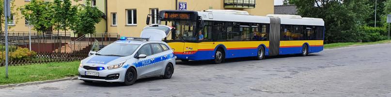 Policja wzięła pod lupę kierowców Komunikacji Miejskiej. Jakie są wyniki kontroli?  - Zdjęcie główne