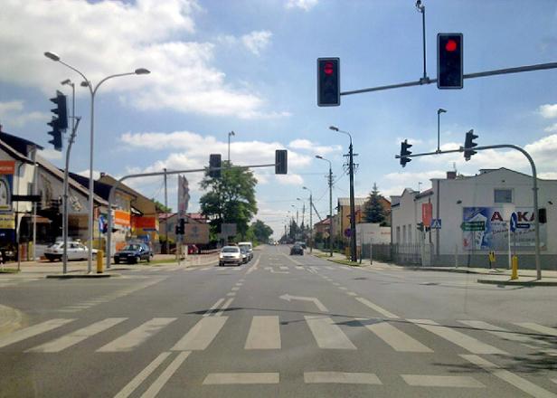 Uwaga, ważne zmiany na skrzyżowaniu  - Zdjęcie główne