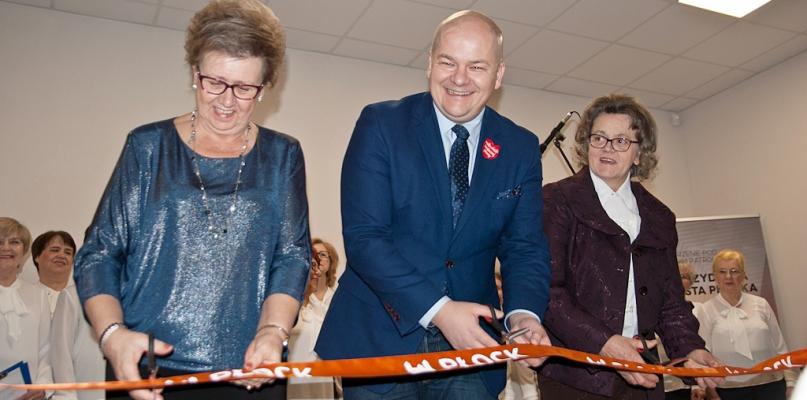 Nowe Centrum Aktywności Seniora już oficjalnie otwarte - Zdjęcie główne