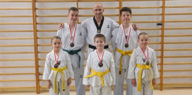Pięć medali płocczan na zawodach w Olecku - Zdjęcie główne