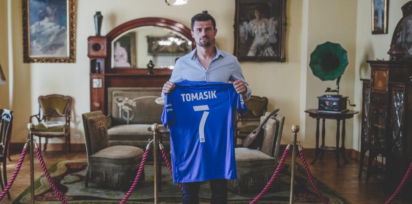 Piotr Tomasik kolejnym transferem. Ma rywalizować z Angelem Garcią  - Zdjęcie główne