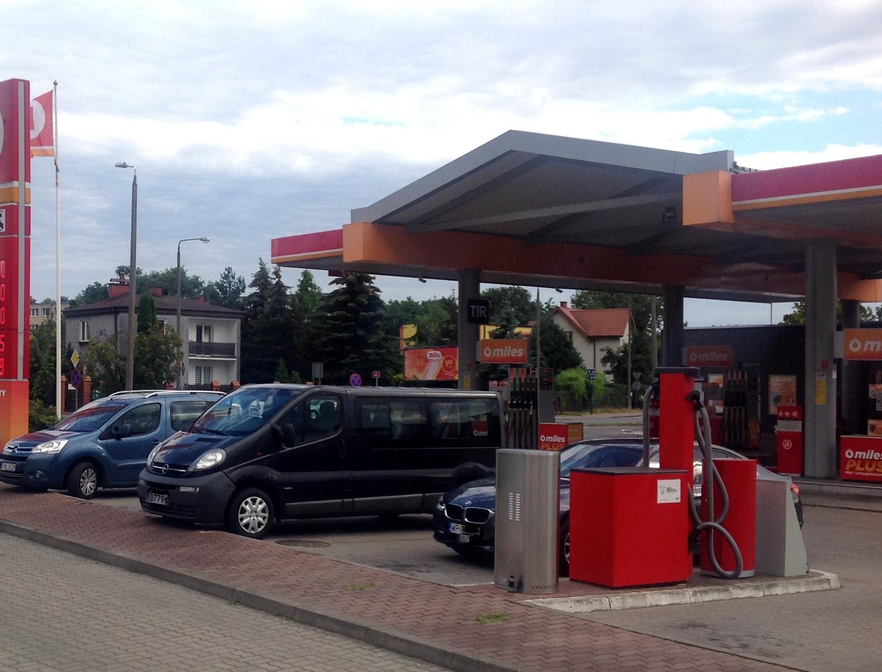 Coraz droższe tankowanie w Płocku i regionie. Co dalej?  - Zdjęcie główne