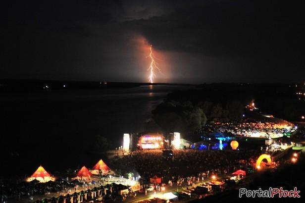 Leje jak z cebra. Jaka pogoda na festiwalu? - Zdjęcie główne