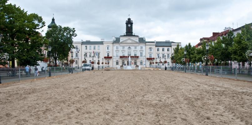 Plażowi piłkarze ręczni zawitają do Płocka. Będą gwiazdy - Zdjęcie główne