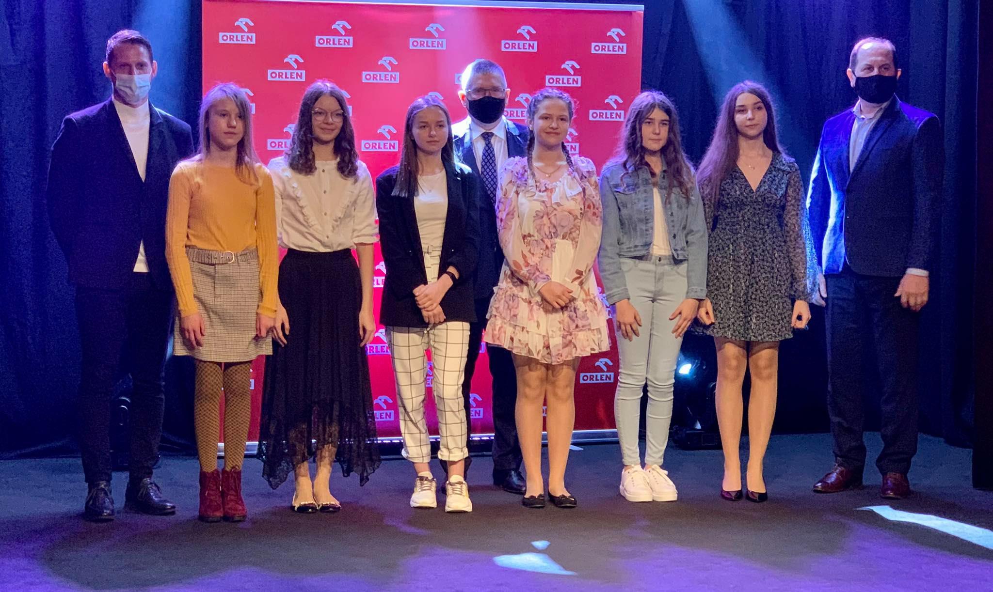 Nagrodzono młode talenty. Za nami finał Przeglądu Piosenki Filmowej w Drobinie [WIDEO] - Zdjęcie główne