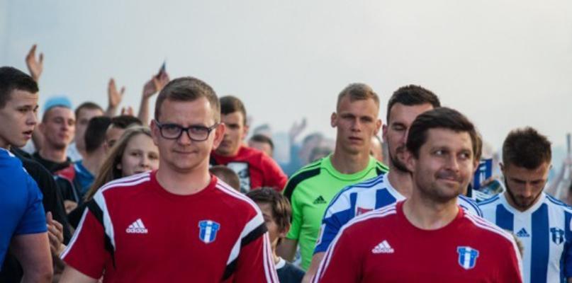 Maciej Bagrowski odchodzi z Wisły Płock - Zdjęcie główne
