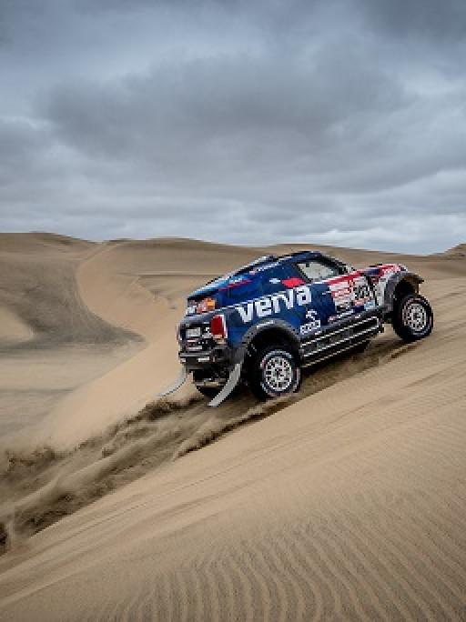 Orlen Team na 8. odcinku Rajdu Dakar - Zdjęcie główne