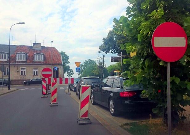 Od jutra kolejny odcinek ulicy zamknięty - Zdjęcie główne