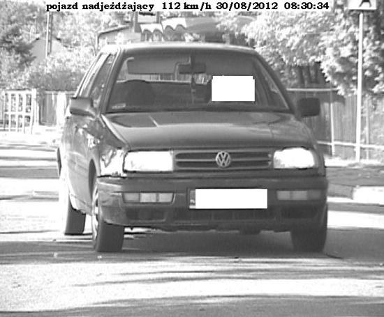 W Płocku straszą puste fotoradary - Zdjęcie główne