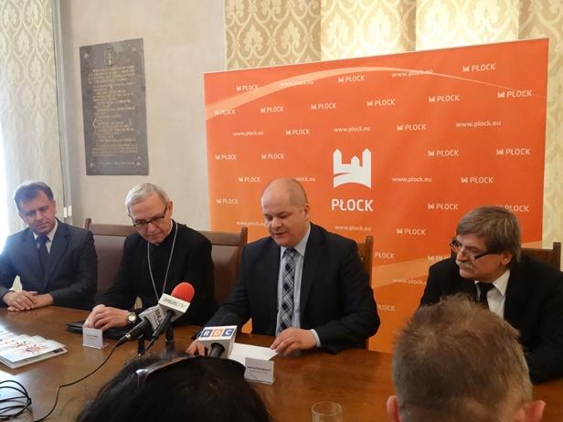 Prezydent Płocka zagra epizod w filmie - Zdjęcie główne