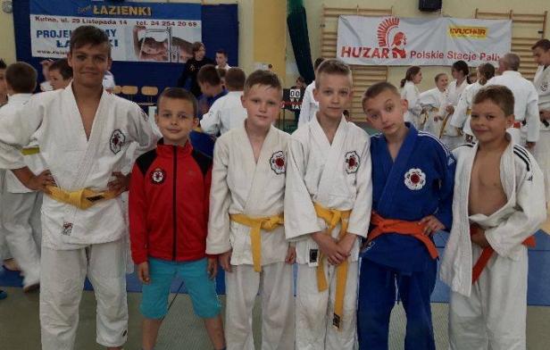 Sukcesy Eljota na turniejach judo - Zdjęcie główne