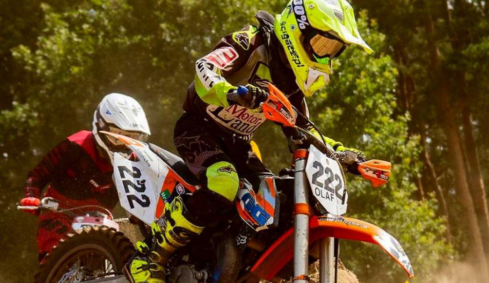 Przed nami Motocrossowe Mistrzostwa Europy. Wystartuje w nich 13-latek z Płocka - Zdjęcie główne