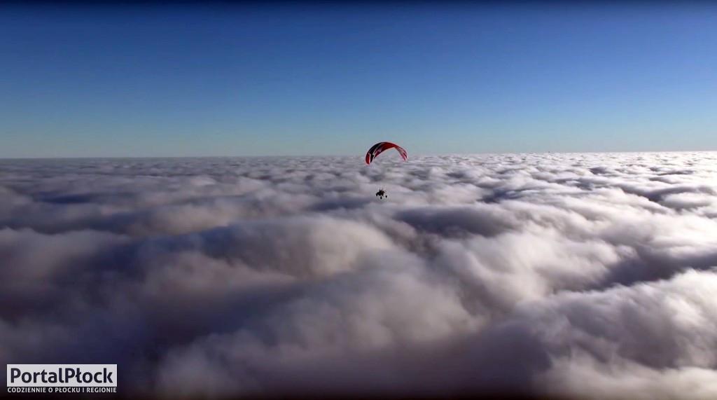 Loty nad Płockiem - Zdjęcie główne