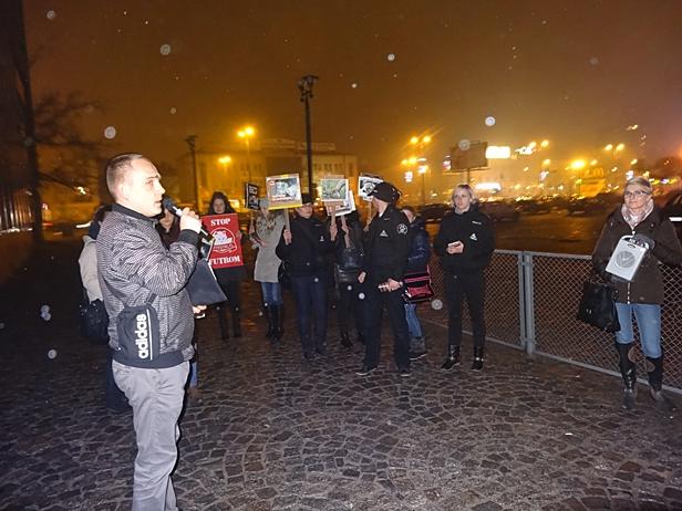 Marsz przeciw piekłu na fermach [FOTO] - Zdjęcie główne