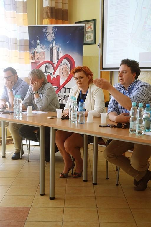Konsultacje społeczne na osiedlu Skarpa - Zdjęcie główne