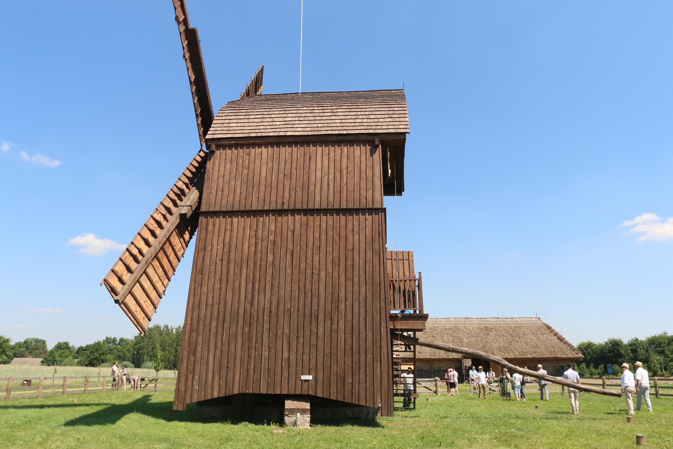 Tak dawniej produkowano mąkę. Muzeum ma nową atrakcję  - Zdjęcie główne