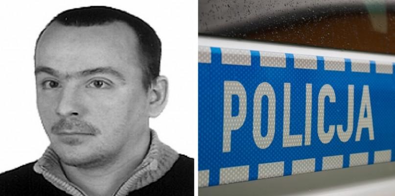Zaginął 44-letni płocczanin. Policja apeluje o pomoc  - Zdjęcie główne