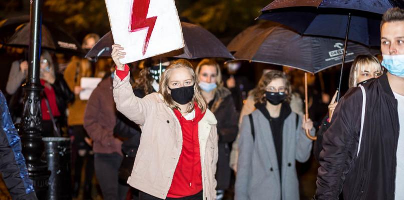 Zablokują główne rondo? Kolejny protest w Płocku - Zdjęcie główne