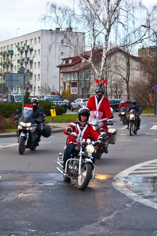 Moto Mikołaje z ważną misją do spełnienia - Zdjęcie główne