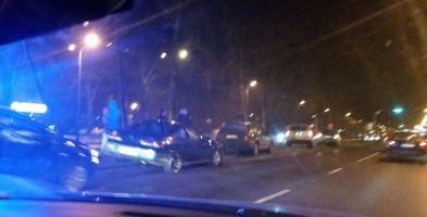 Dwa samochody zderzyły się w Alejach [FOTO] - Zdjęcie główne