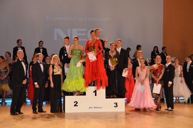 Płoccy tancerze na Mistrzostwach Świata - Zdjęcie główne