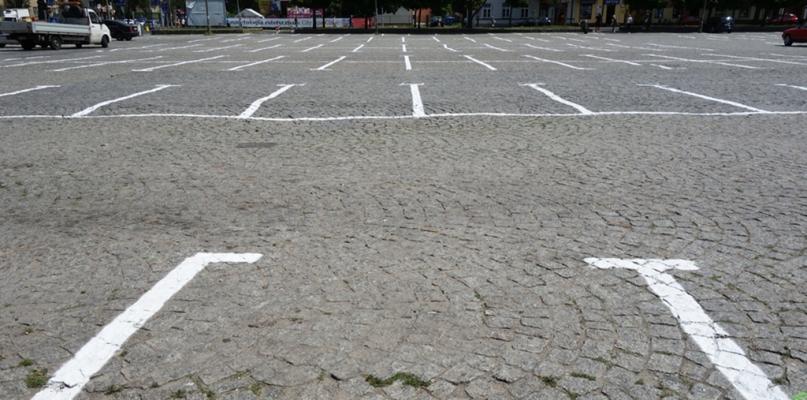 Ważna informacja dla kierowców. Parking w centrum zamknięty - Zdjęcie główne