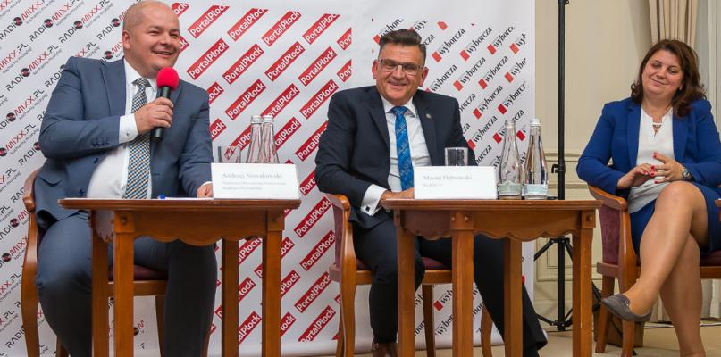 Debata. O rachunku sumienia, planie, referendum i pozorowanych działaniach - Zdjęcie główne