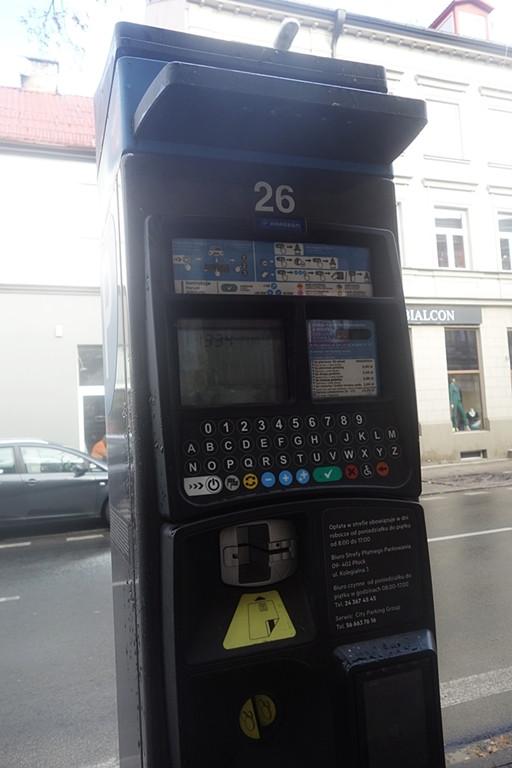 Rok strefy płatnego parkowania - Zdjęcie główne
