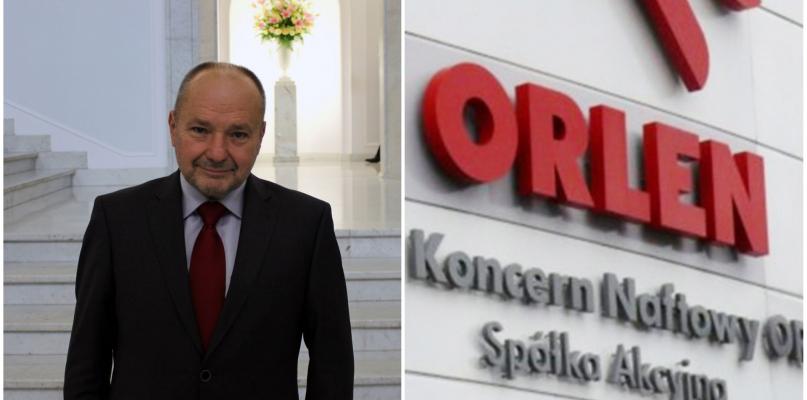 Znany polityk PiS doradcą zarządu w Orlenie - Zdjęcie główne