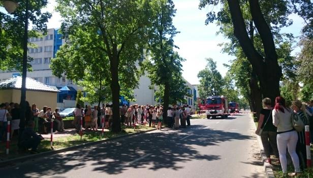 Aż 22 alarmy bombowe w Płocku i powiecie - Zdjęcie główne