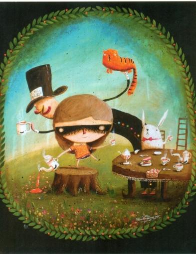 Dajcie się zaprosić do niezwykłego świata Alicji w Krainie Czarów - Zdjęcie główne