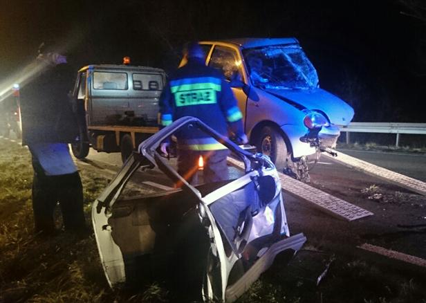 Śmiertelny wypadek na krajowej 62 [FOTO] - Zdjęcie główne
