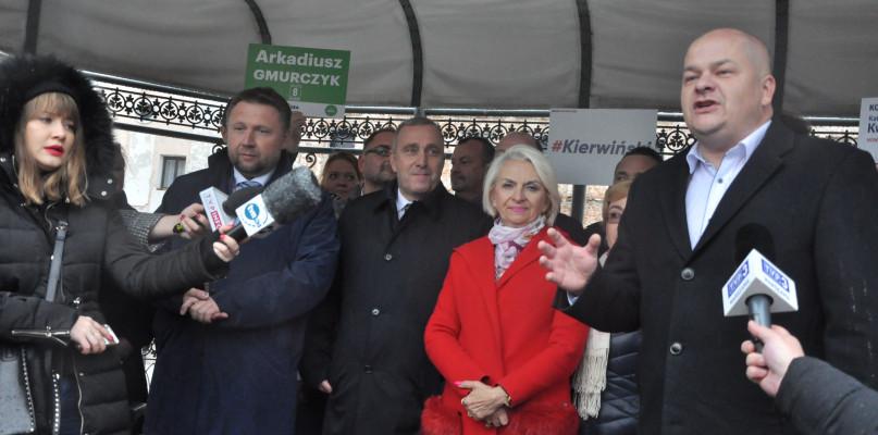 Grzegorz Schetyna w Płocku. Koalicja Obywatelska podsumowuje kampanię - Zdjęcie główne