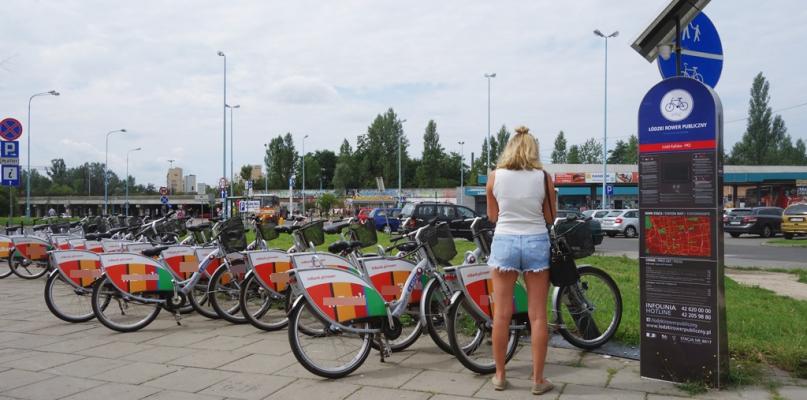 Od kiedy rower miejski? Ratusz szuka miejsc na samoobsługowe stacje - Zdjęcie główne