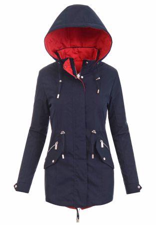 Jaką kurtkę przejściową damską warto wybrać? - Zdjęcie główne