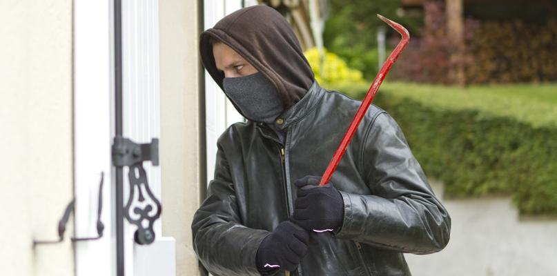 Znów kradzieże. Włamano się do domu na Zielonym Jarze - Zdjęcie główne