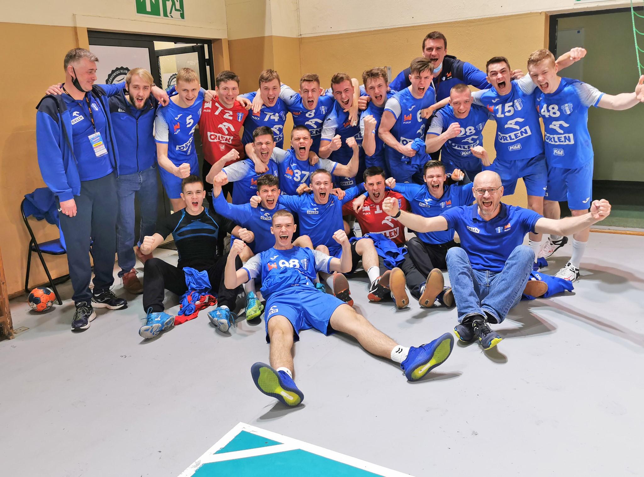Młodzi Nafciarze na podium mistrzostw Polski - Zdjęcie główne