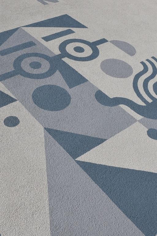 Na budynku POKiS-u powstał mural - Zdjęcie główne