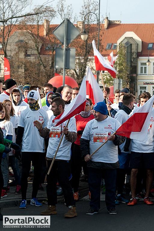 Jubileuszowy Bieg Niepodległości - Zdjęcie główne