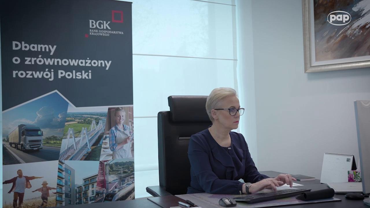 BGK wdraża gwarancje leasingu - Zdjęcie główne