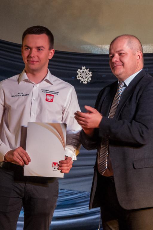 Prezydent nagrodził sportowców - Zdjęcie główne