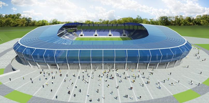 Ponownie przesunięto termin składania ofert na budowę stadionu - Zdjęcie główne