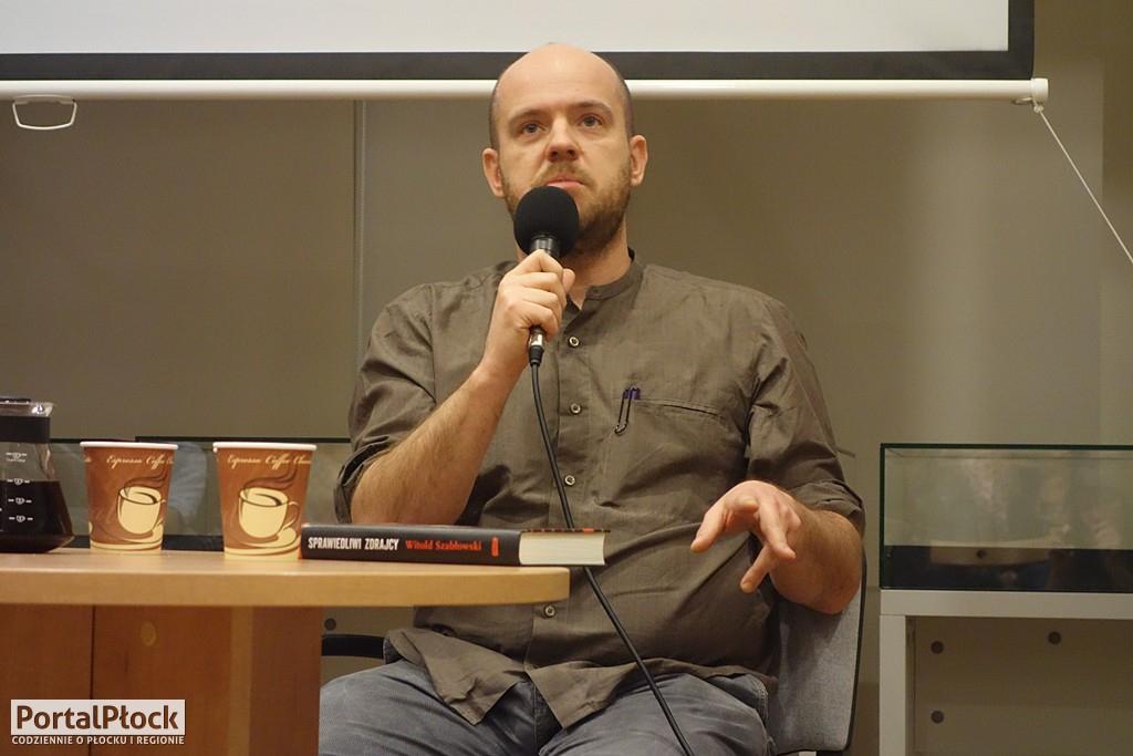Spotkanie z Witoldem Szabłowskim - Zdjęcie główne