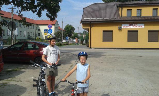 Jak tata zabrał niewidomego syna na rower - Zdjęcie główne